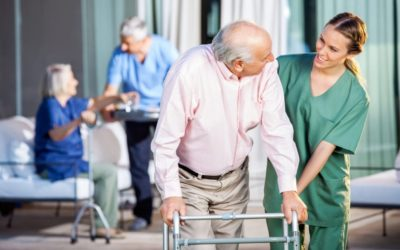 La Importancia de la Figura del Fisioterapeuta en Las Residencias de Ancianos